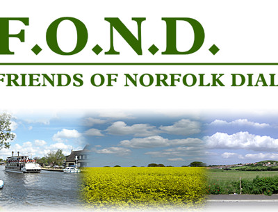 sparkling rivers and broads, rolling fields and meadows, Norfolk is far from flat...
